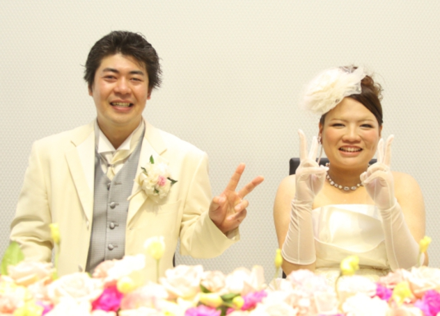 自分たちらしい♡オリジナリティ溢れる結婚式を実現できました!!