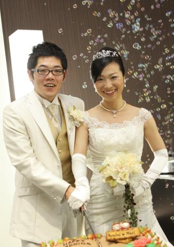テーマは『和』!!沢山のゲストにも喜んでもらいあっという間の結婚式でした♡