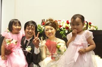 ゲストと一緒に楽しめる結婚式を目指しました!!