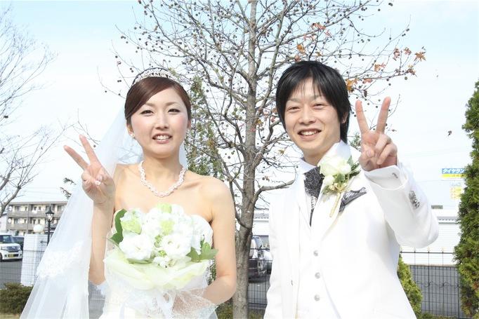 来てくれた皆様に感謝!!感動の結婚式になりました!