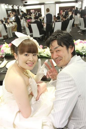 自分達らしい♡思い出の結婚式になりました!!