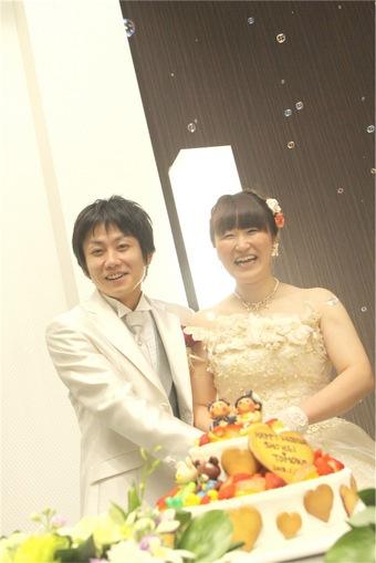手作りアイテムがたくさん♡こだわりがつまった結婚式になりました!