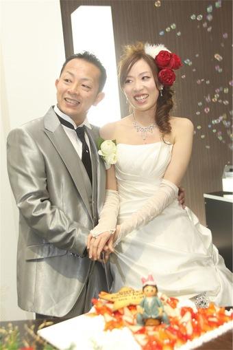 たくさんの方に祝福してもらえた 幸せな結婚式でした♡