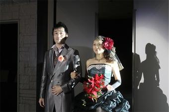 会場中に笑顔があふれるアットホームな結婚式になりました!