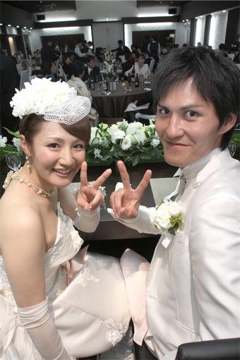 2人の趣味を取り入れた!私達らしい結婚式になりました♪♪