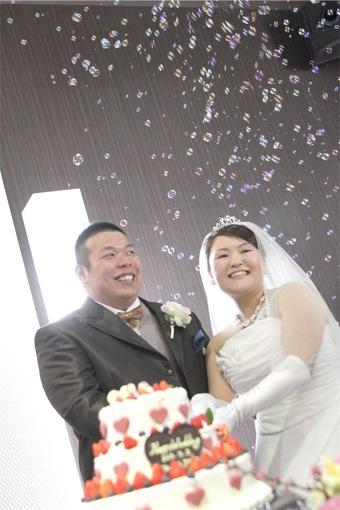 ゲストを大事に!!私達らしいアットホームな結婚式になりました ☆★