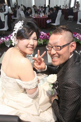新婦にサプライズの挙式!感動の結婚式になりました