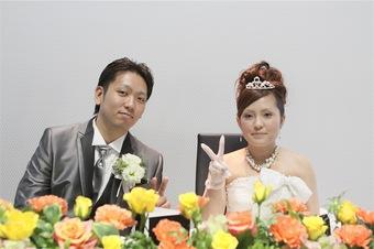 とにかく!ゲストの皆が楽しめて思い出に残る結婚式をテーマに