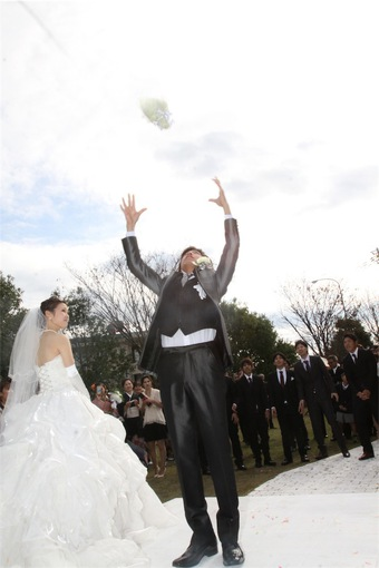 Xmas&Disneyをテーマにドキドキわくわくの結婚式に!
