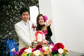 幸せいっぱい♡HAPPY  WEDDING