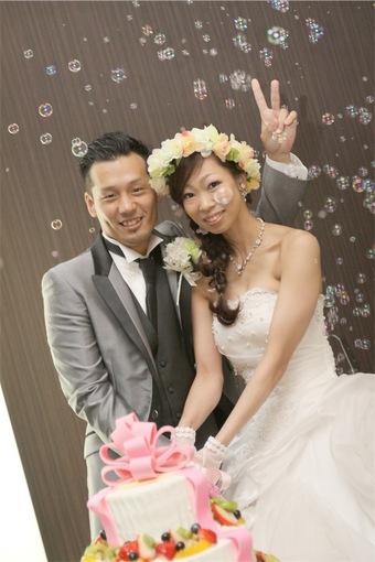 いろんな事を乗り越えてつくりあげた結婚式・・当日の感動は想像以上でした♡