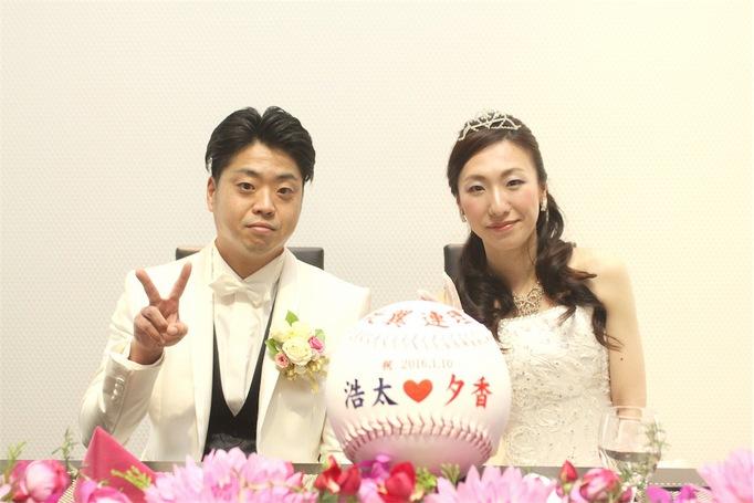 ゲストとのふれあい☆おいしい料理に大満足♡♡私達らしい結婚式になりました♫