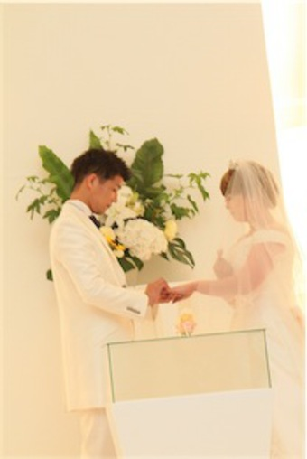 ♡笑顔満載♡           私達のSUMMER WEDDING