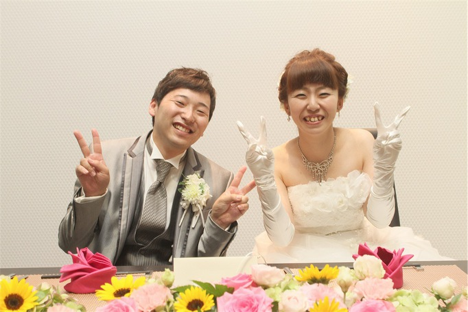 ♡親族中心で心温まるアットホームな結婚式♡